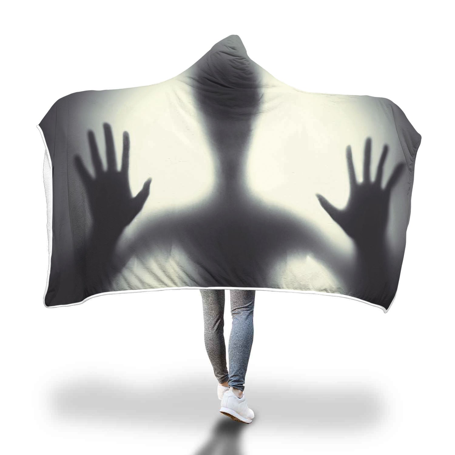 Paranoia Hooded Blanket