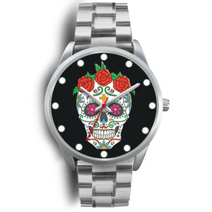 Rosa - Sugar Skull Watch