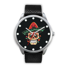 Load image into Gallery viewer, Hector - Sugar Skull Watch