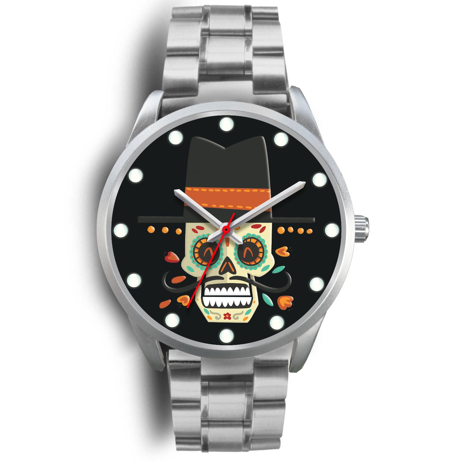 Ernesto - Sugar Skull Watch