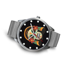 Load image into Gallery viewer, Juanita - Sugar Skull Watch