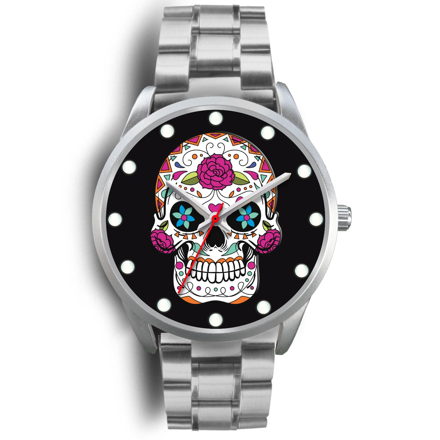 El Mundo - Sugar Skull Watch