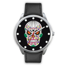 Load image into Gallery viewer, Mariachi - Sugar Skull Watch