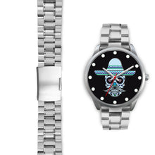 Load image into Gallery viewer, Papa - Sugar Skull Watch