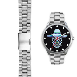 Papa - Sugar Skull Watch