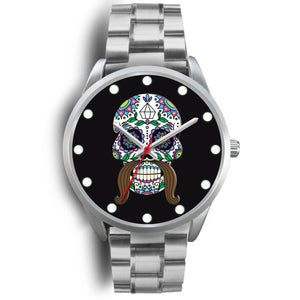 Alejandro - Sugar Skull Watch