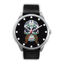 Load image into Gallery viewer, Alejandro - Sugar Skull Watch