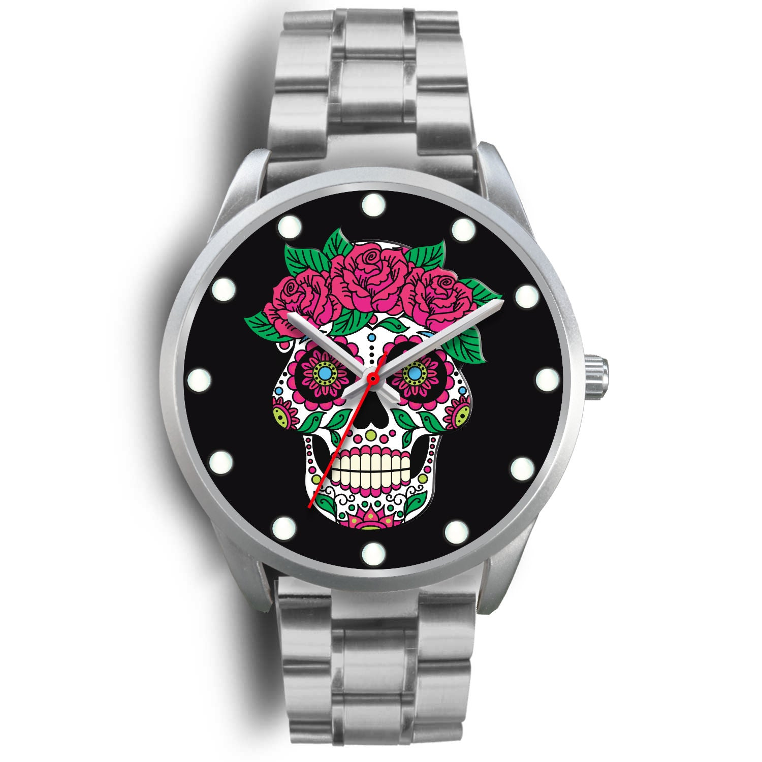 Verónica - Sugar Skull Watch