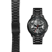 Load image into Gallery viewer, Dark Skulls Prime Watch-Watch-wc-fulfillment-Mens 40mm-Metal Link-SKULLZOPHRENIA