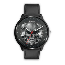 Load image into Gallery viewer, Dark Skulls Prime Watch-Watch-wc-fulfillment-Mens 40mm-Black-SKULLZOPHRENIA