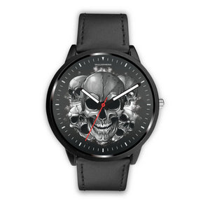 Dark Skulls Prime Watch-Watch-wc-fulfillment-Mens 40mm-Black-SKULLZOPHRENIA