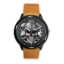 Load image into Gallery viewer, Dark Skulls Prime Watch-Watch-wc-fulfillment-Mens 40mm-Brown-SKULLZOPHRENIA