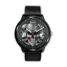 Load image into Gallery viewer, Dark Skulls Prime Watch-Watch-wc-fulfillment-Mens 40mm-Metal Mesh-SKULLZOPHRENIA