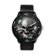 Load image into Gallery viewer, Dark Skulls Watch-Watch-wc-fulfillment-Mens 40mm-Metal Mesh-SKULLZOPHRENIA