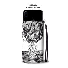 Load image into Gallery viewer, Downbeat Wallet Phone Case-Wallet Case-wc-fulfillment-SKULLZOPHRENIA