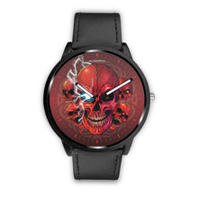 Load image into Gallery viewer, [Limited Edition] Mad Conqueror™ Skull Watch-Watch-wc-fulfillment-Mens 40mm-Black-SKULLZOPHRENIA