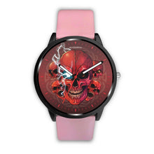 Load image into Gallery viewer, [Limited Edition] Mad Conqueror™ Skull Watch-Watch-wc-fulfillment-Mens 40mm-Pink-SKULLZOPHRENIA