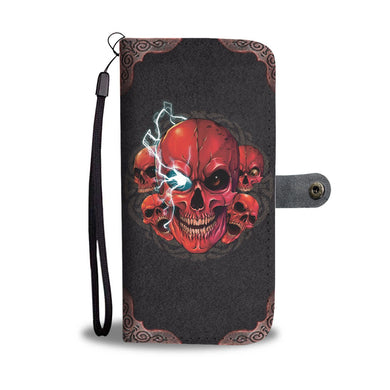 Mad Conqueror Wallet Phone Cases-Wallet Case-wc-fulfillment-SKULLZOPHRENIA