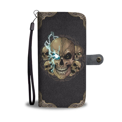 Mad Emperor Wallet Phone Case-Wallet Case-wc-fulfillment-SKULLZOPHRENIA