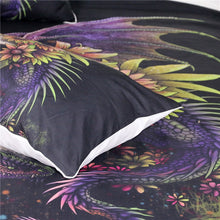 Load image into Gallery viewer, Flowery Skull - 3D Bedding Set