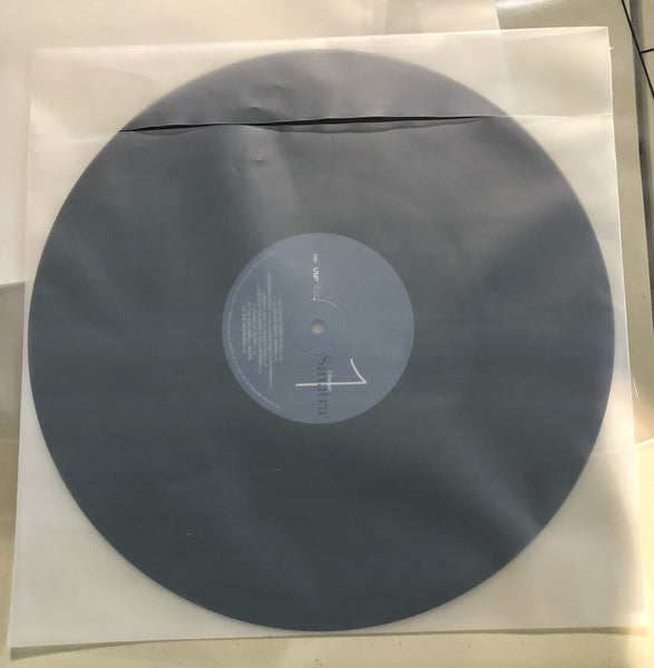 4 mil Inner Record Sleeve- with Integrated Flap-25 sleeves to a pack