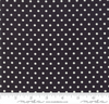 Moda Fabrics - Bubble Pop - Reproduction Dots Black