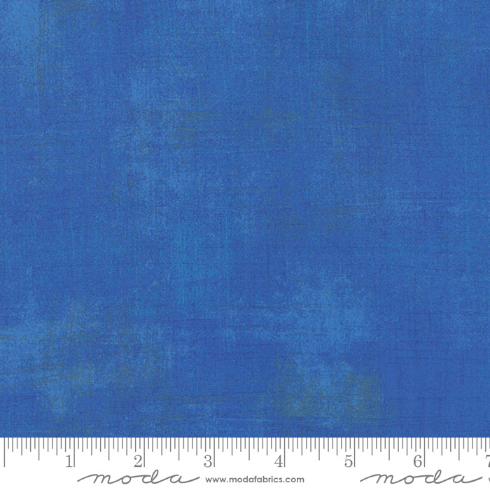Grunge Basics Royal Blue 30150 300 by BasicGrey for Moda Fabrics