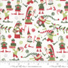 Naughty Or Nice - Elfin Around by BasicGrey for Moda Fabrics