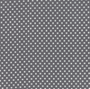 "45"" Dottie Small Dots on Graphite/Grey by Moda Fabrics 