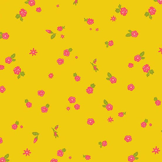 Andover Fabrics - Sun Print 2019 - Day Dream Sunshine