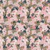 "13"" Remnant - Cotton + Steel - English Garden - Meadow Pink"