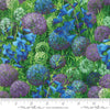Moda Fabrics - Wildflowers IX Bluebell - Field Of Flowers
