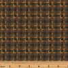 Benartex - Crafty Cats - Crafty Plaid Dark Brown
