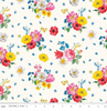 Penny Rose Fabrics - Afternoon Picnic - Floral Cream