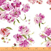 Windham Fabrics - Field Day - Peony Fields White
