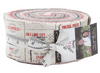 The Print Shop Jelly Roll by Sweetwater for Moda | Quilting Precuts