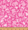 Bloom with a View Petal Pushers Pink 8230-22 by Benartex