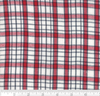 Moda Fabrics - Oxford Wovens - Plaid Denim Red