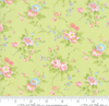 Finnegan Floral Sprout/Light Green by Brenda Riddle for Moda 18680 13