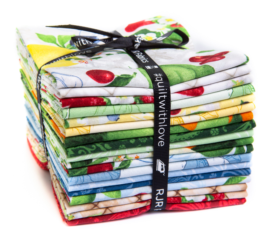 RJR Fabrics - Ambrosia Farm Fat Quarter Bundle - 18 Fat Quarters