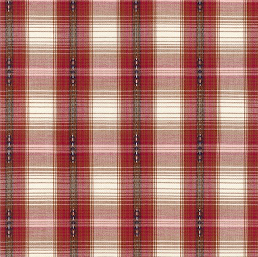 Ponderosa Woven Plaids Red by Robert Kaufman | SRK-17925-3 RED