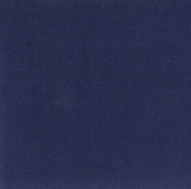 Moda Fabrics - Bella Solids Nautical Blue/Dark Blue 9900 236
