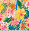 Island Sanctuary Tropicals Natural by Lynnea Washburn for Robert Kaufman