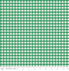 Riley Blake: 1/4 Inch Woven Gingham Green | Woven Cotton