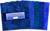 Sapphire Sky 5 Karat Gems/Charm Pack by Wilmington Prints | Royal Motif Fabrics
