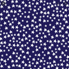 Glow For It - Star Glow Royal Glow in the Dark Fabric by Kanvas Studio - Benartex