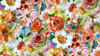 Floral Wash Multi by Dear Stella Design | Royal Motif Fabrics