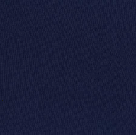 Cotton Supreme Solids - Solid Navy Fabric by RJR Fabrics | Solids
