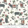 Homegrown Holidays - Farmyard Holiday Winter White by Moda Fabrics
