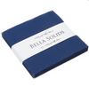Bella Solids Nautical Blue Charm Pack by Moda Fabrics | Royal Motif Fabrics